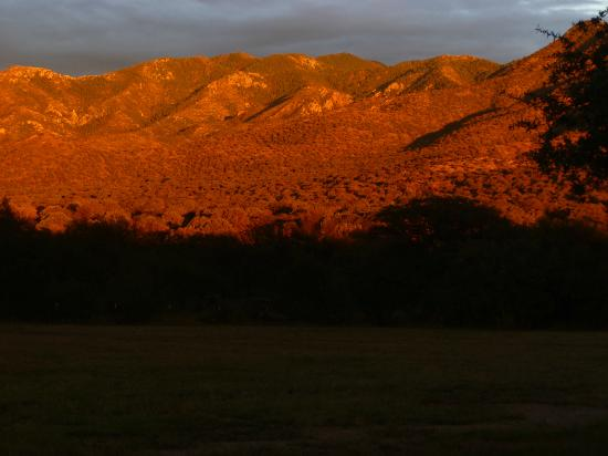 Sunglow Ranch - Arizona Guest Ranch and Resort: Did I mention the scenery