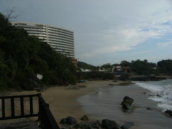 Azul Ixtapa Beach Resort & Convention Center: The new tower