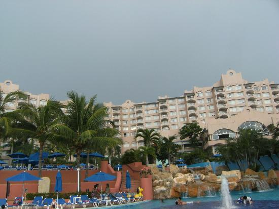 Azul Ixtapa Beach Resort & Convention Center: Hotel