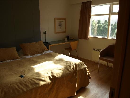 Icelandair Hotel Klaustur: The room.