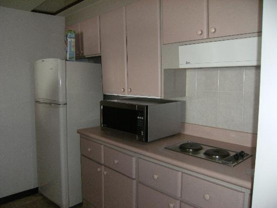 Azul Ixtapa Beach Resort & Convention Center: Room Kitchen
