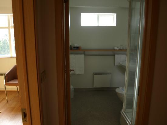 Icelandair Hotel Klaustur: Bathroom.