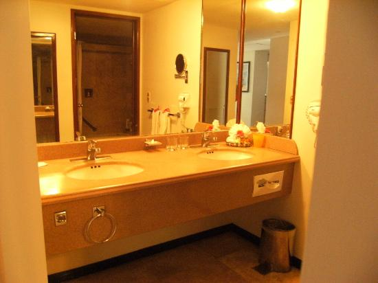Azul Ixtapa Beach Resort & Convention Center: Sink