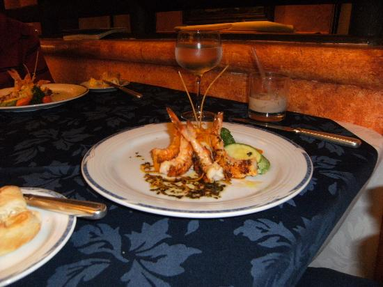 Azul Ixtapa Beach Resort & Convention Center: Dinner