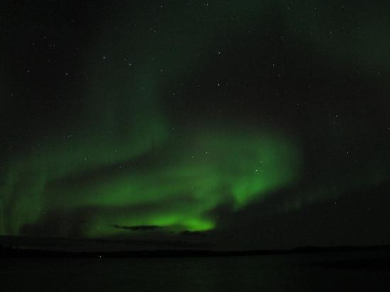 North Star Adventures: Aurora at Prelude Lake