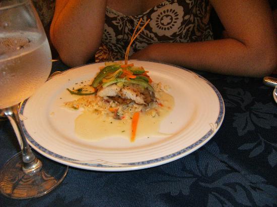 Azul Ixtapa Beach Resort & Convention Center: Dinner