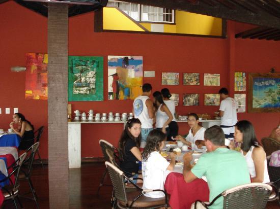 Coronado Inn: comedor-desayuno