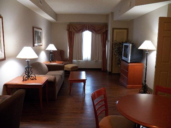Country Inn & Suites By Carlson, Hagerstown : living room