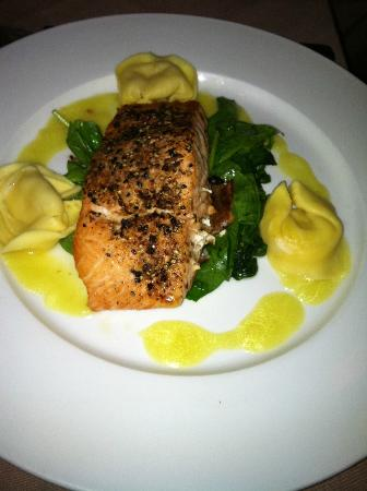 Paulette's: Salmon