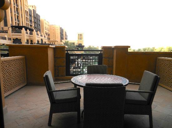 Jumeirah Mina A'Salam: Balcony