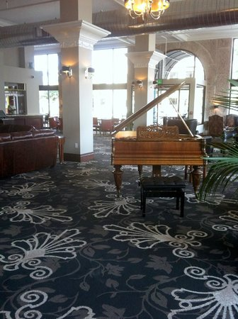 The Mining Exchange, A Wyndham Grand Hotel & Spa: Lobby