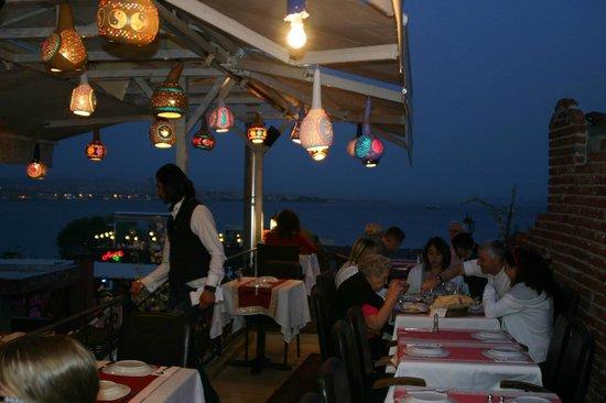 Oceans 7  Restaurant: romance night at oceans 7