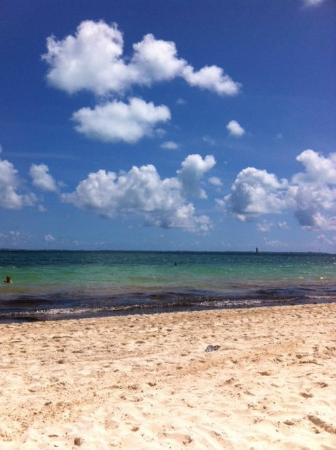 Excellence Playa Mujeres: beautiful beach