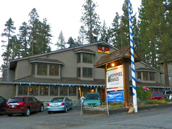 Photo of German Restaurant Himmel Haus at 3819 Saddle Rd, South Lake Tahoe, CA 96150, United States