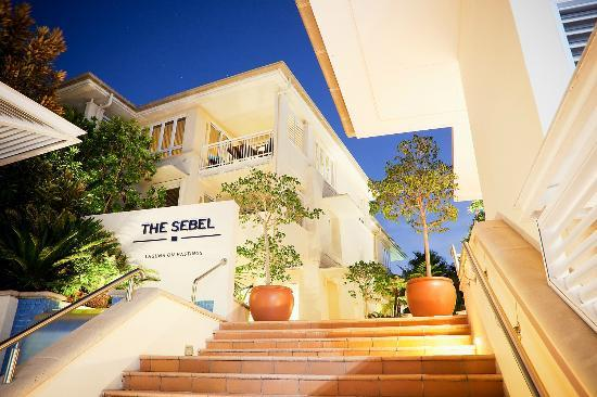 The Sebel Noosa: Resort Entrance