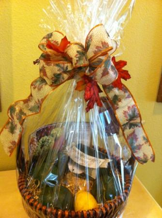 The Best of VC Marketplace: they will make you custom gift baskets!