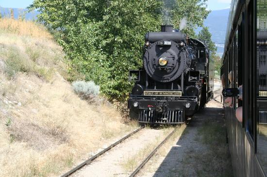 写真Kettle Valley Steam Railway枚