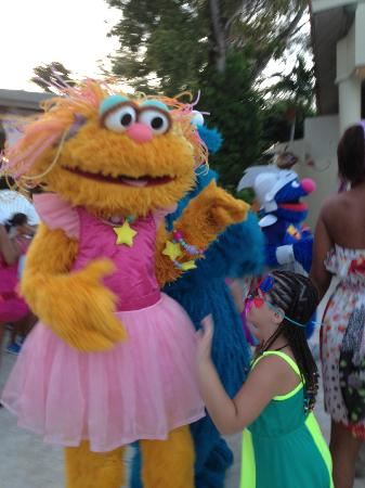 Beaches Ocho Rios Resort & Golf Club: Parade