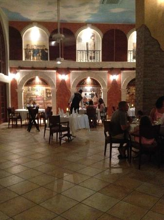 Beaches Ocho Rios Resort & Golf Club: Italian restaurant