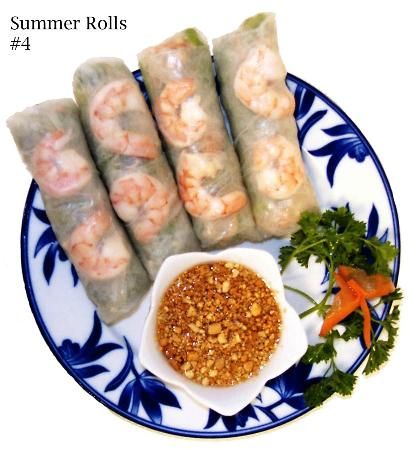 Thai Palace: Summer Rolls #4