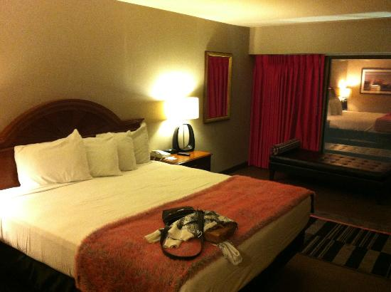 Flamingo Las Vegas Hotel & Casino: Room 7122