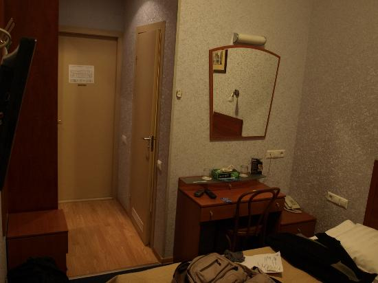 Nevsky Hotel Grand: The Room.