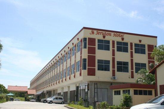 Jeruton Hotel Sdn Bhd: Hotel Exterior