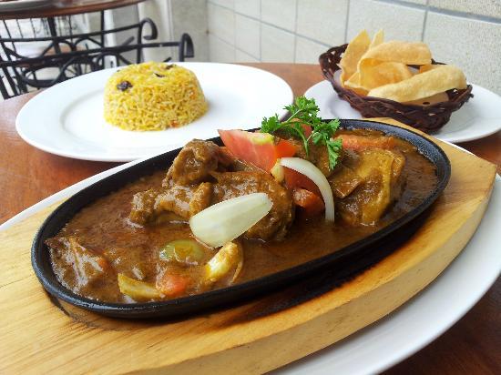 Jeruton Hotel Sdn Bhd: Chicken Nasi Berani Indian Cuisine