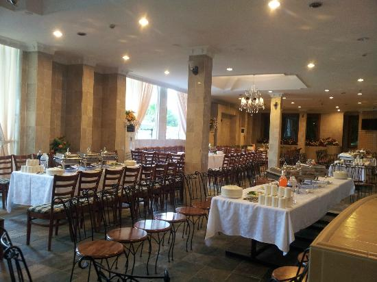 Jeruton Hotel Sdn Bhd: Function at Munch Cafe N' Grill