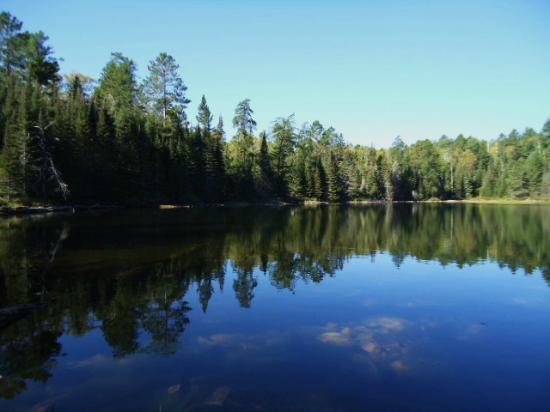 Bear Head Lake State Park照片