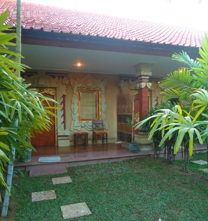 Cafe Locca Homestay: room terrace