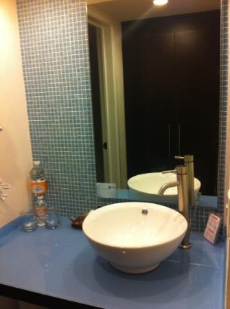 Fiesta Inn Xalapa: bathroom