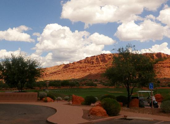 The Inn at Entrada: View of the surrounding area