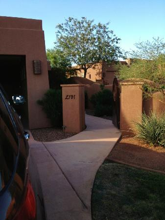 The Inn at Entrada: Our Casita - right across from Office