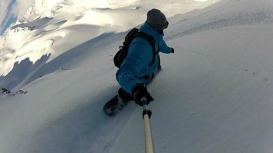 Methven Heliskiing: Steep and deep.