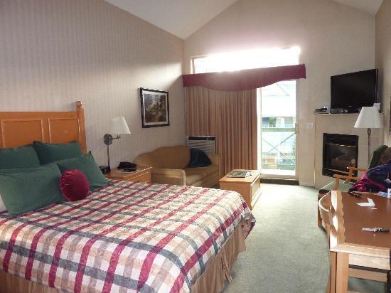 Pinnacle Hotel Whistler: Pinnacle Hotel, Whistler