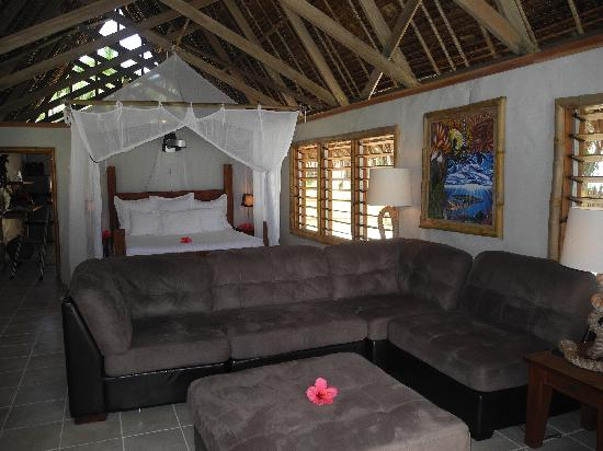 Tavanipupu Private Island Resort: Bungalow 1