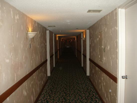 Best Western Plus Cairn Croft Hotel: Dimly lit 2nd floor