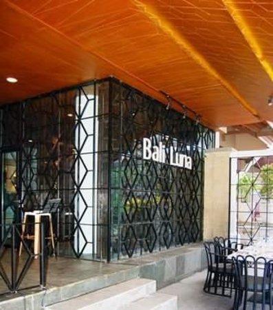 Bali Luna Restaurant: Cellar Bali Luna