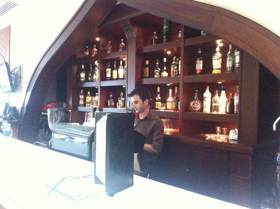 Crowne Plaza Hotel Antalya: Bar