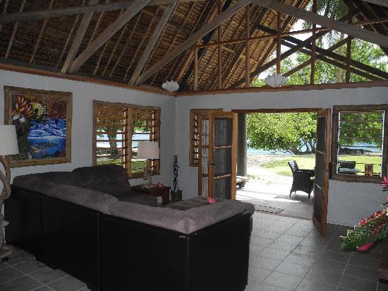Tavanipupu Island Resort: Bungalow 1