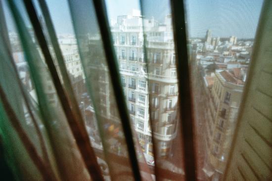 Hostal Luis XV : muy alto ....8º piso