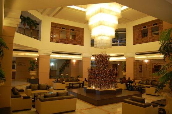 Hotel Yamuna View : Lobby
