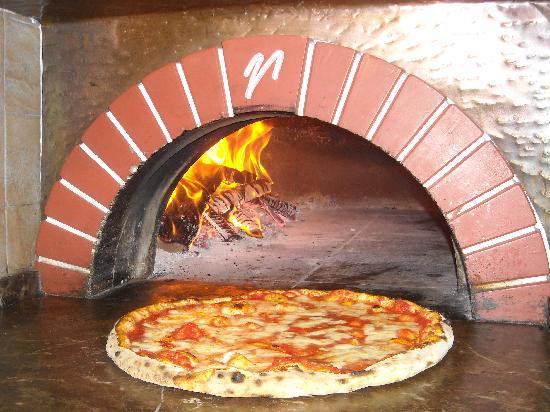Pizzeria Papa' Ninuccio: il nostro Forno