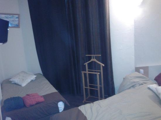 Hotel Parc Even : chambre