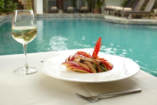 Rambutan Resort - Siem Reap: Fine dinning