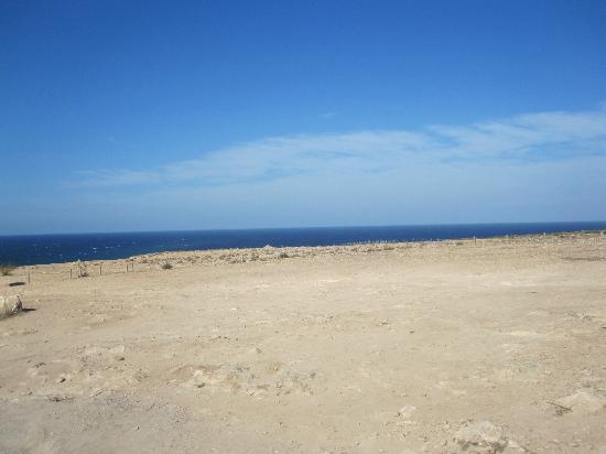 Es Cap de Barbaria Lighthouse: Deserted part of the Island