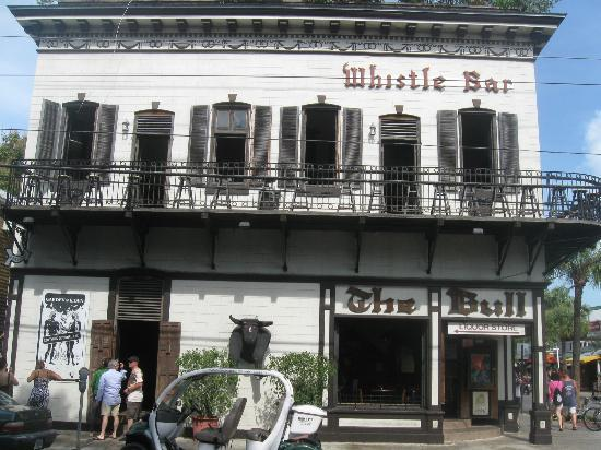 The Bull And Whistle Bar: Great bar in Key West