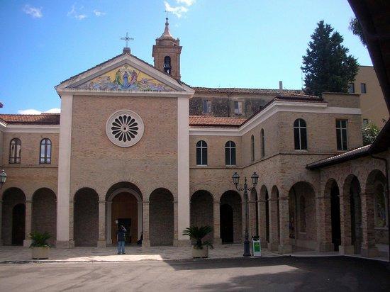 Giulianova, Italie : IL SANTUARIO