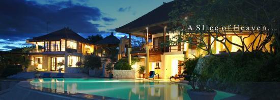 Villa Bidadari Nusa Dua: Main House
